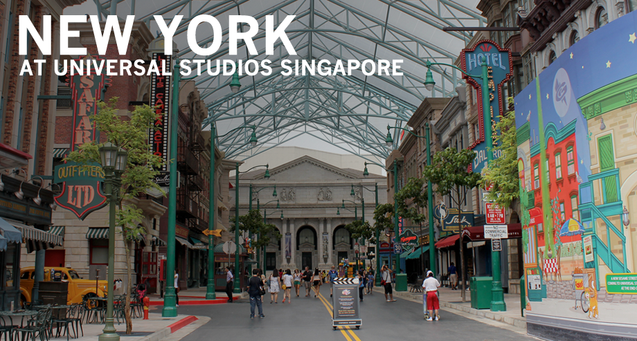 Singapore Universal Studio Hollywood Universal Studios Singapore