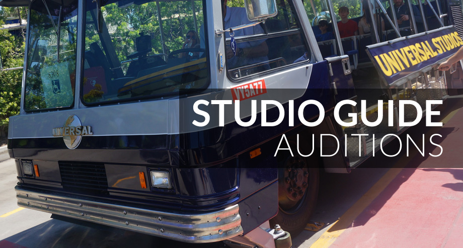 Universal To Hold Studio Tour Guide Auditions on May 4 – Inside ...